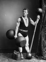 Eugen Sandow - father of modern bodybuilding.