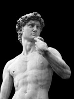 Ancient Greek Culture revered the male physique.