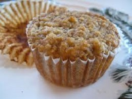 Banana Oat Muscle Muffins
