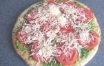 healthy pesto pizza recipe