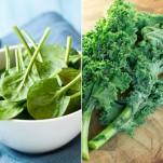Spinach versus Kale – What's Healthier?
