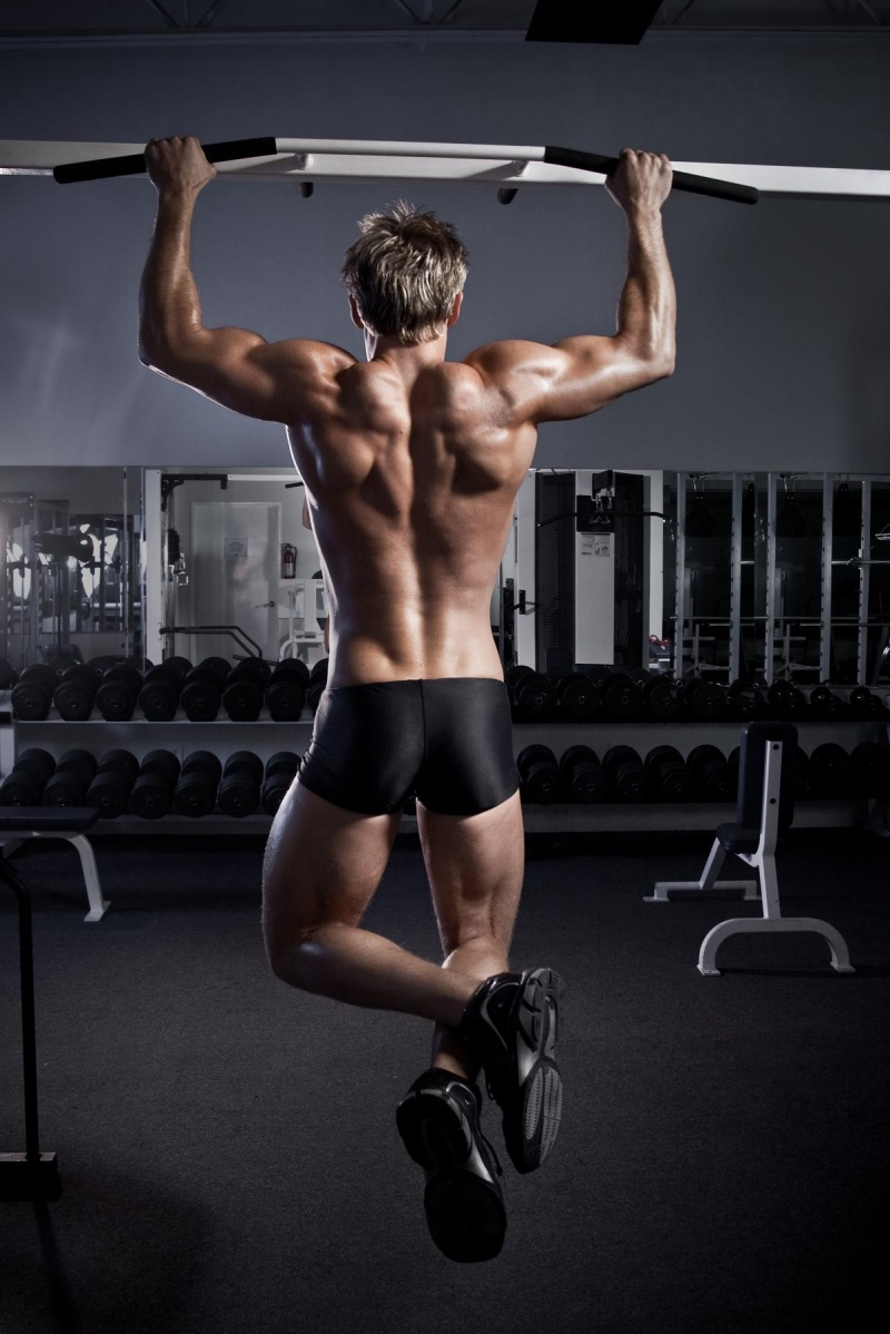 Why GymPaws are the best gloves for pull ups.