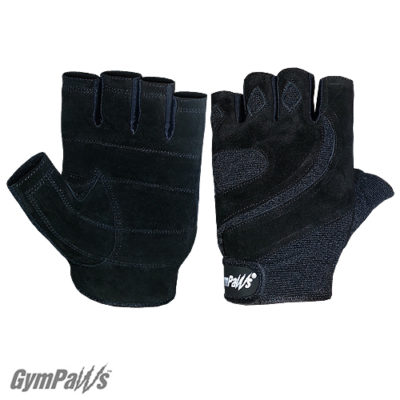Half finger Suede Workout Glove