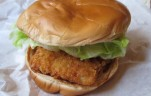 High protein Healthy Cod Sandwich Recipe