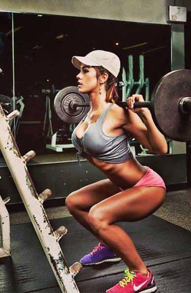 Proper Form For Squats
