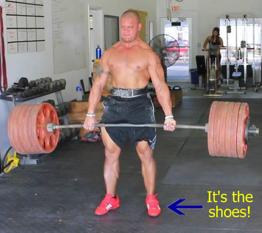Best Weight Lifting Shoes 2014