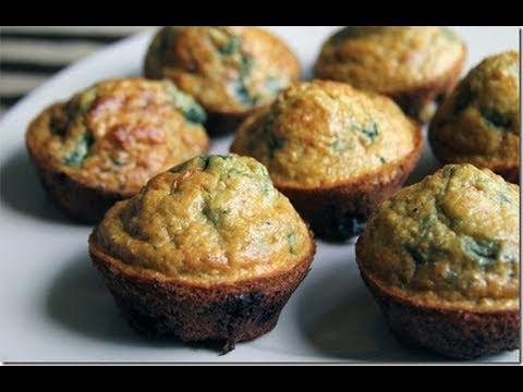 Blueberry Protein Muffins Recipe – Video