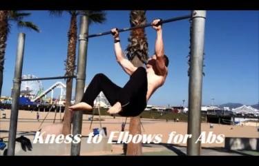 Knees to Elbows Abs – Lose The Pooch |VIDEO DEMO