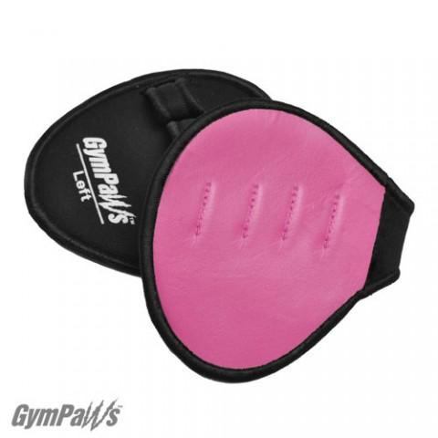 Pink crossfit gloves