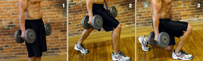 Triceps and Legs Workout
