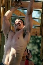 American Ninja Warrior Workout – Monkey Bars