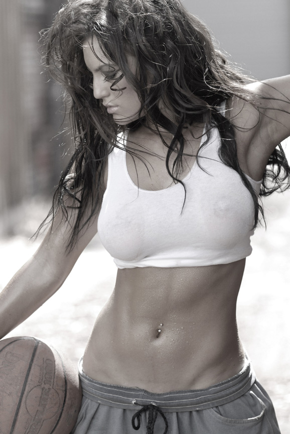 Hot girls that workout