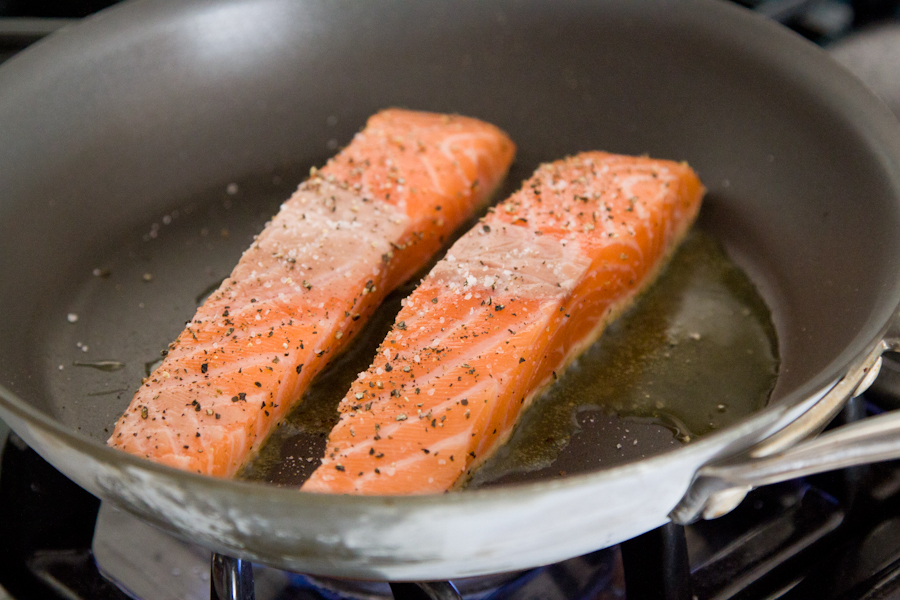 Tips for Pan Seared Salmon