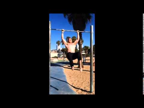 Kipping Muscle Up Bar