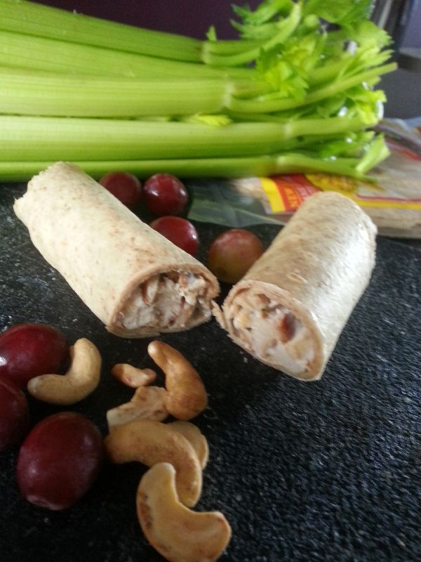 Healthy Tarragon Chicken Salad Sandwich Recipe