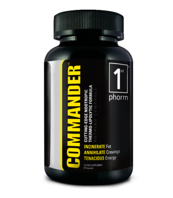 1st Phorm Commander Review