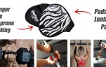 Animal Print Weight Lifting Gloves