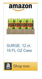 Buy Surge Soda