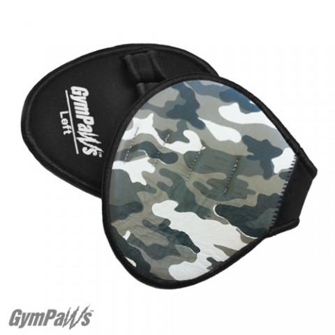camo gym gloves