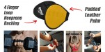 Gym Hand Pads – Why Leather Is Better