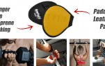 Gym Hand Pads by GymPaws