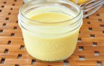 healthy honey mustard dressing no mayo
