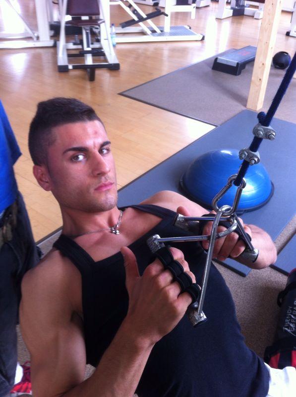Fitnesshandschuhe Herren - best-gym-gloves-for-men, gympaws