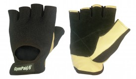 The V02 Max Men's Gym Glove - Natural