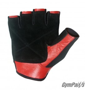 V02-Max-Gym-Gloves-Red-Logo