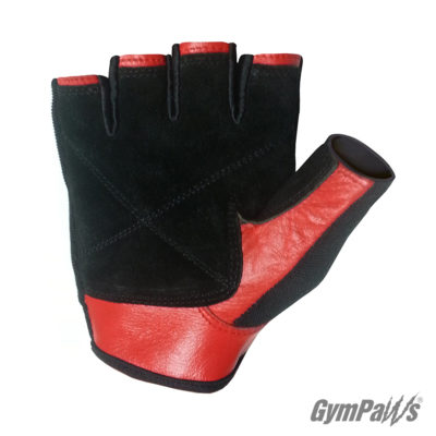 V02-Max-Gym-Gloves-Red-Logo