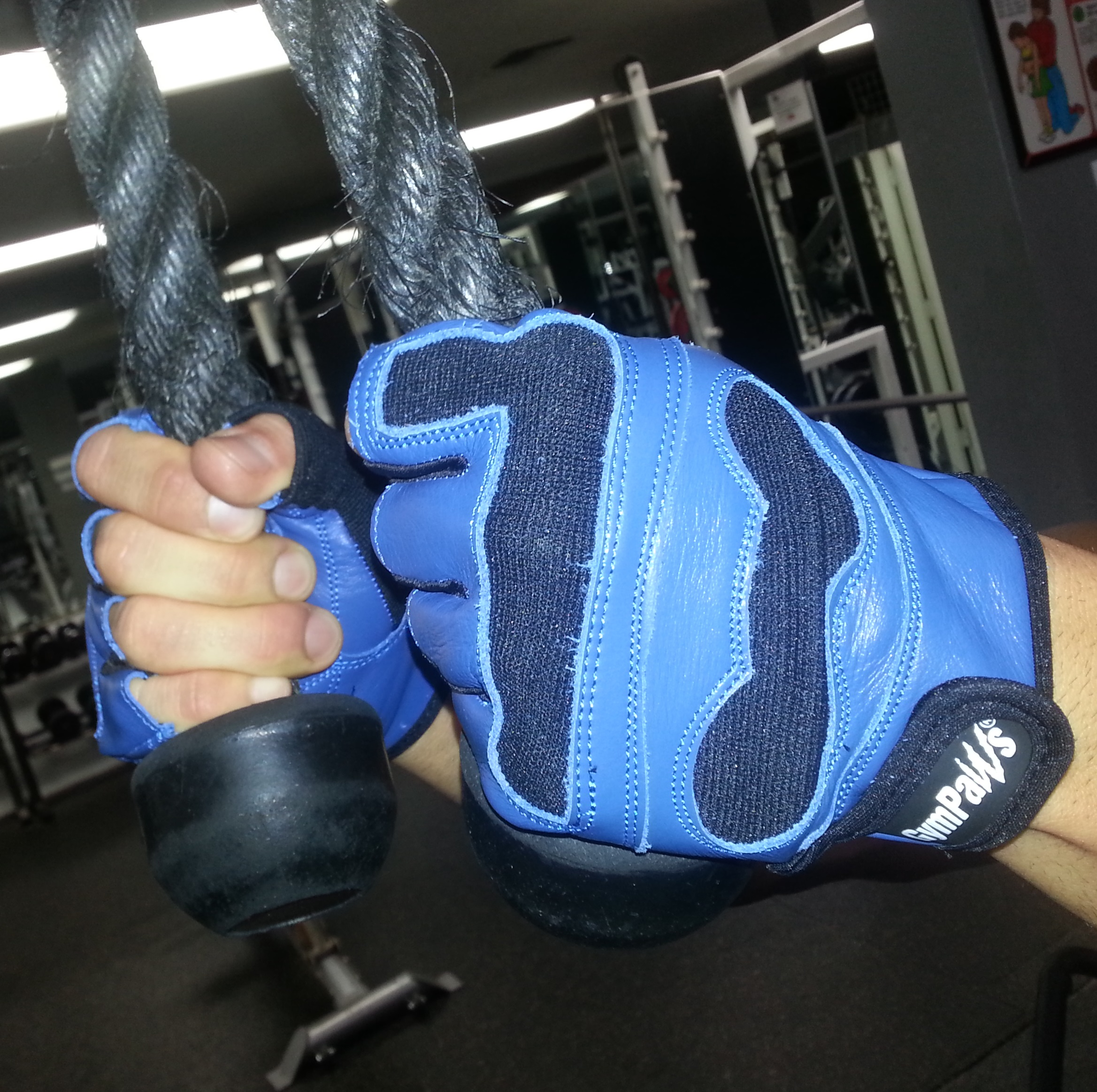Personalized Fitness Gloves: The Swolemate Gym Glove