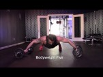 Chisel Your Chest with Bodyweight Flyes | EXERCISE VIDEO DEMO
