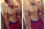 Gym selfies and fitness app reviews