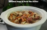 Chicken Soup Crockpot Recipe