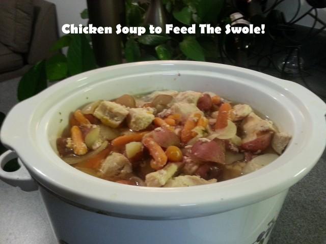 Chicken Soup Crockpot Recipe