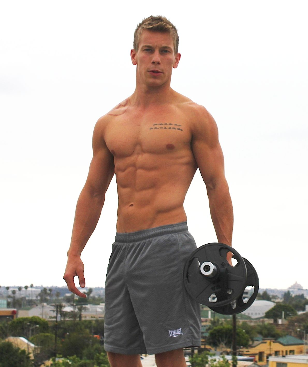 Los Angeles Personal Trainer Derek Opperman
