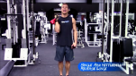 Single Arm Reverse Kettlebell Lunge – Glutes, Quads and Core oh my!