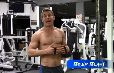 Biceps Blast Workout