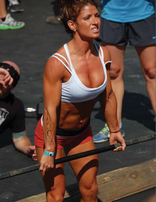 Only The Hottest Crossfit Girls
