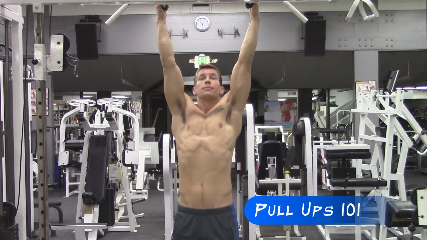 Training For Pull Ups – Pull Ups 101