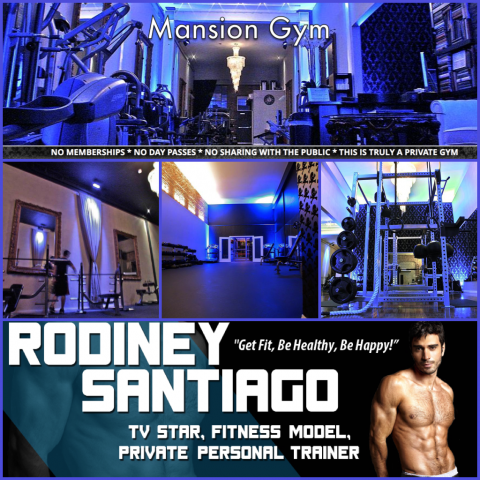 Mansion Fitness Gym West Hollywood