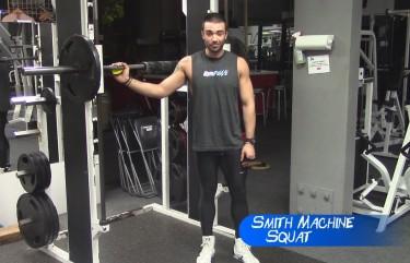 Smith Machine Squat – Frank's Booty Blast