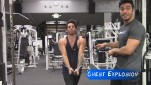 The Chest Explosion Workout | Cable Crossover Superset