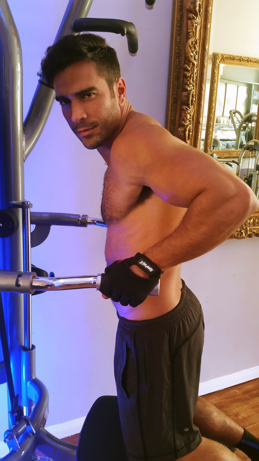 Personal Trainer Rodiney Santiago