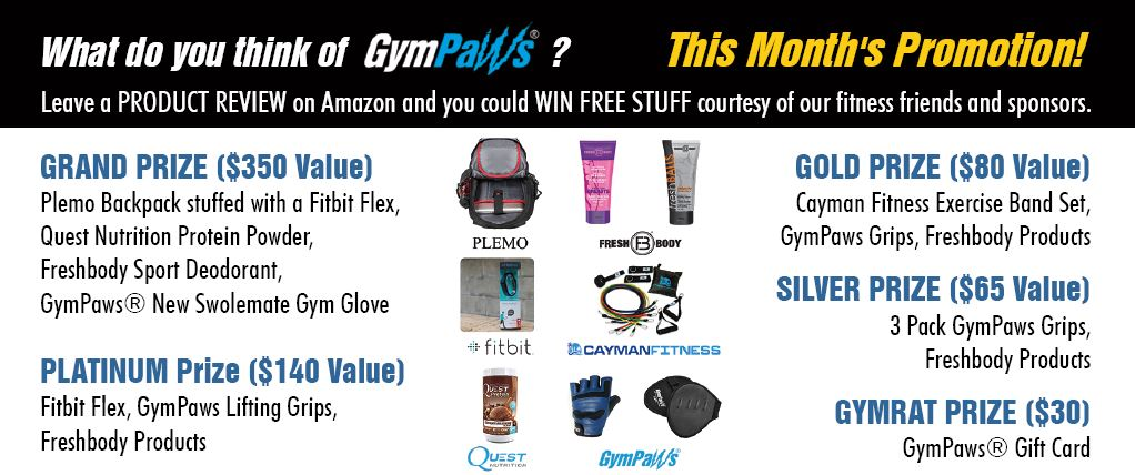 GymPaws Coupon - Promotion