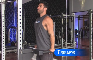 Best Triceps Workout Without Weights