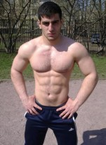 Hot Crossfit Guys and the Gloves They Wear