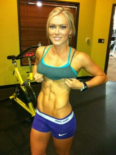 super fit naked chicks