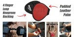 Weightlifting Grip Pads For Gym