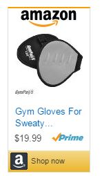 Workout Pads For Sweaty Hands